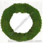 Preserved Moss Letter O